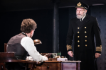 Philip Rham as the Captain and Oliver Marshall as Bride