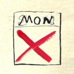 Born on a Monday