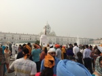 Golden Temple at a distance