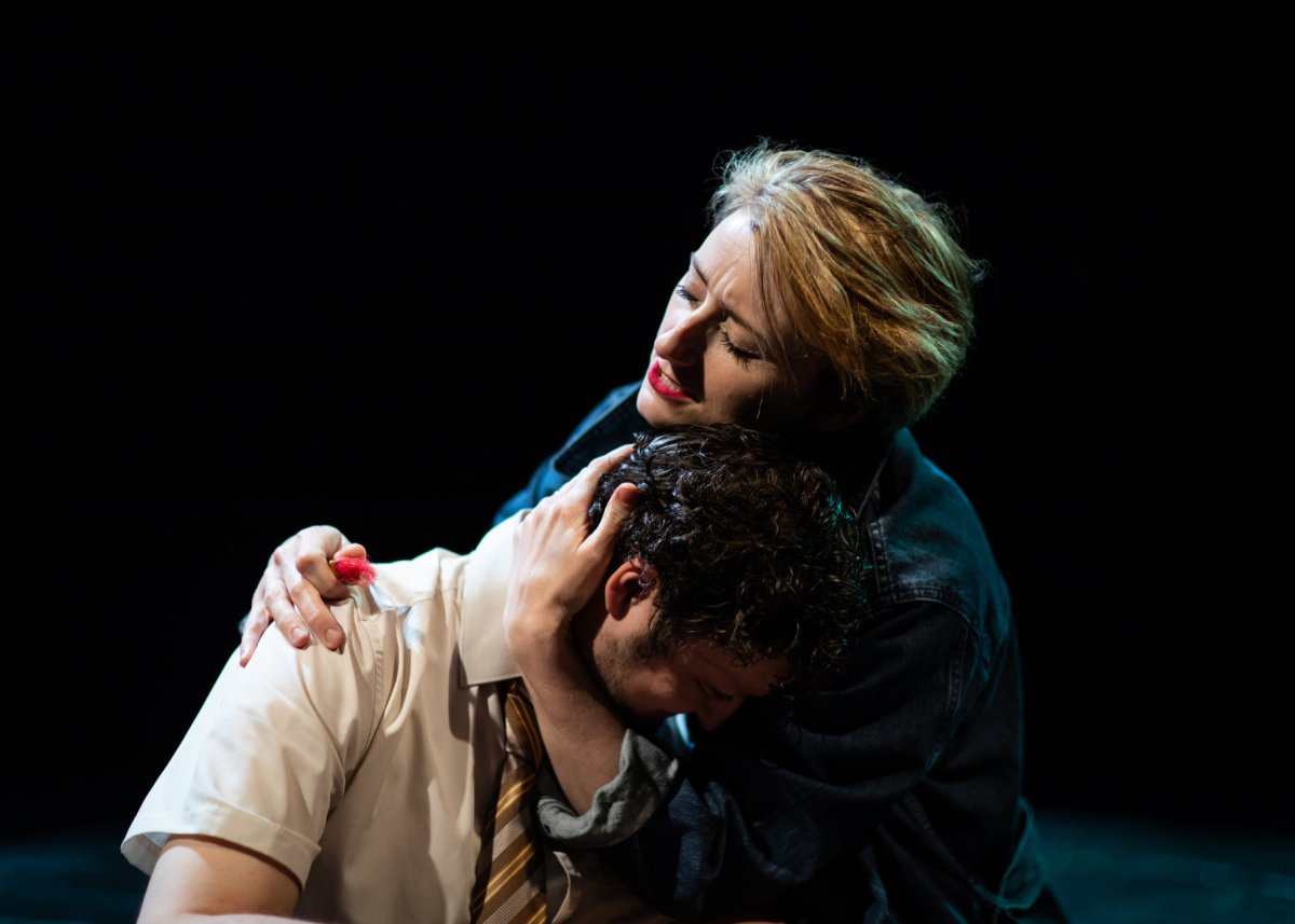 Michael Grady-Hall and Jodie McNee
