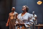 Arinze Kene and Sharon D. Clarke