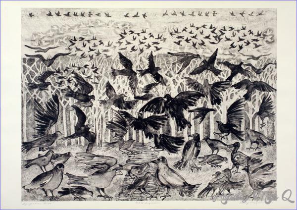 The Stymphalian Birds